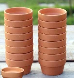 Terracotta Pot (short type)