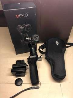 DJI Osmo 4K murah + ekstra baterai