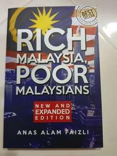 Rich Malaysia, Poor Malaysians