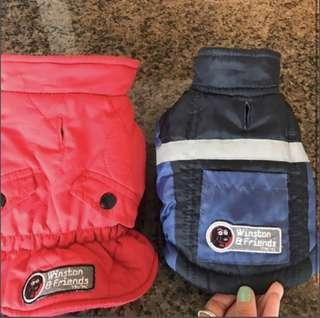 Winter Jacket for Dogs Size Extra Small