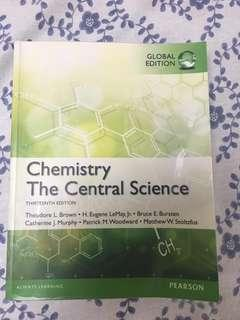 Chemistry central science