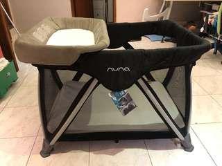 Nuna Sena Aire baby crib tempat tidur bayi