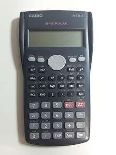 🚚 Casio FX-83MS Calculator