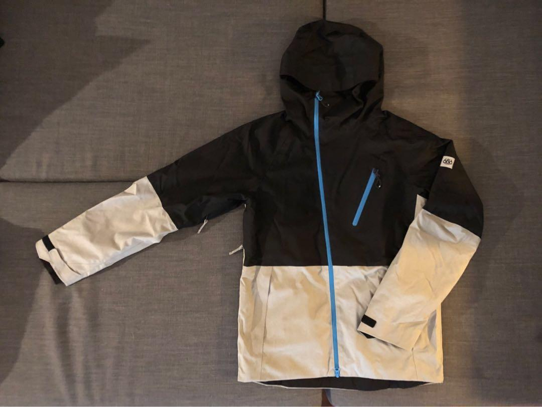686 Hydra Thermograph Insulated Snowboard Jacket (Size S)
