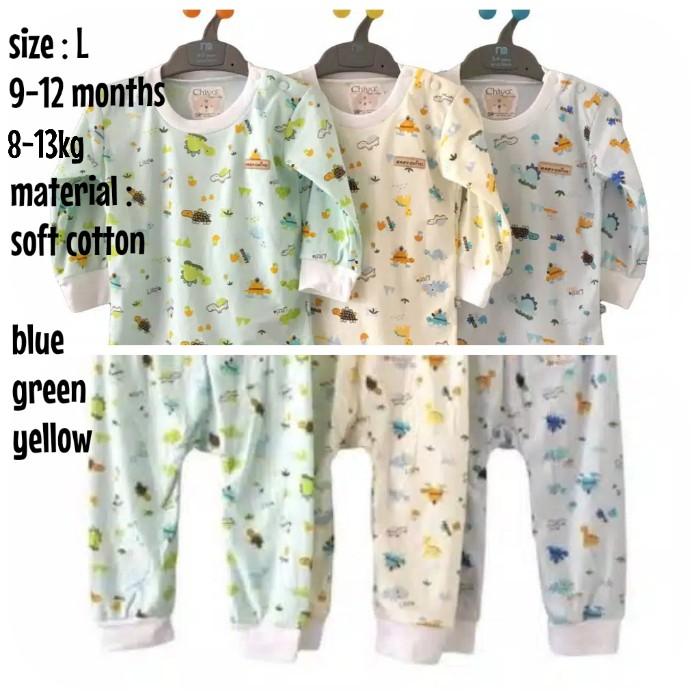 d4b31270c2d0 9-12 Baby Pajamas   chiyo baby sleepwear set   9 months baby ...