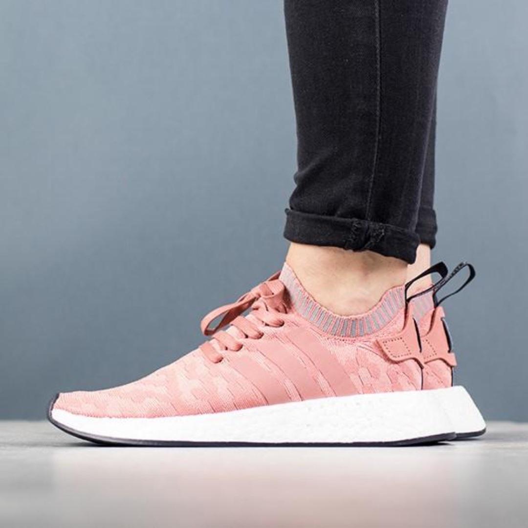 411938b64ac1c Adidas NMD PK R2 WMNS Raw Pink