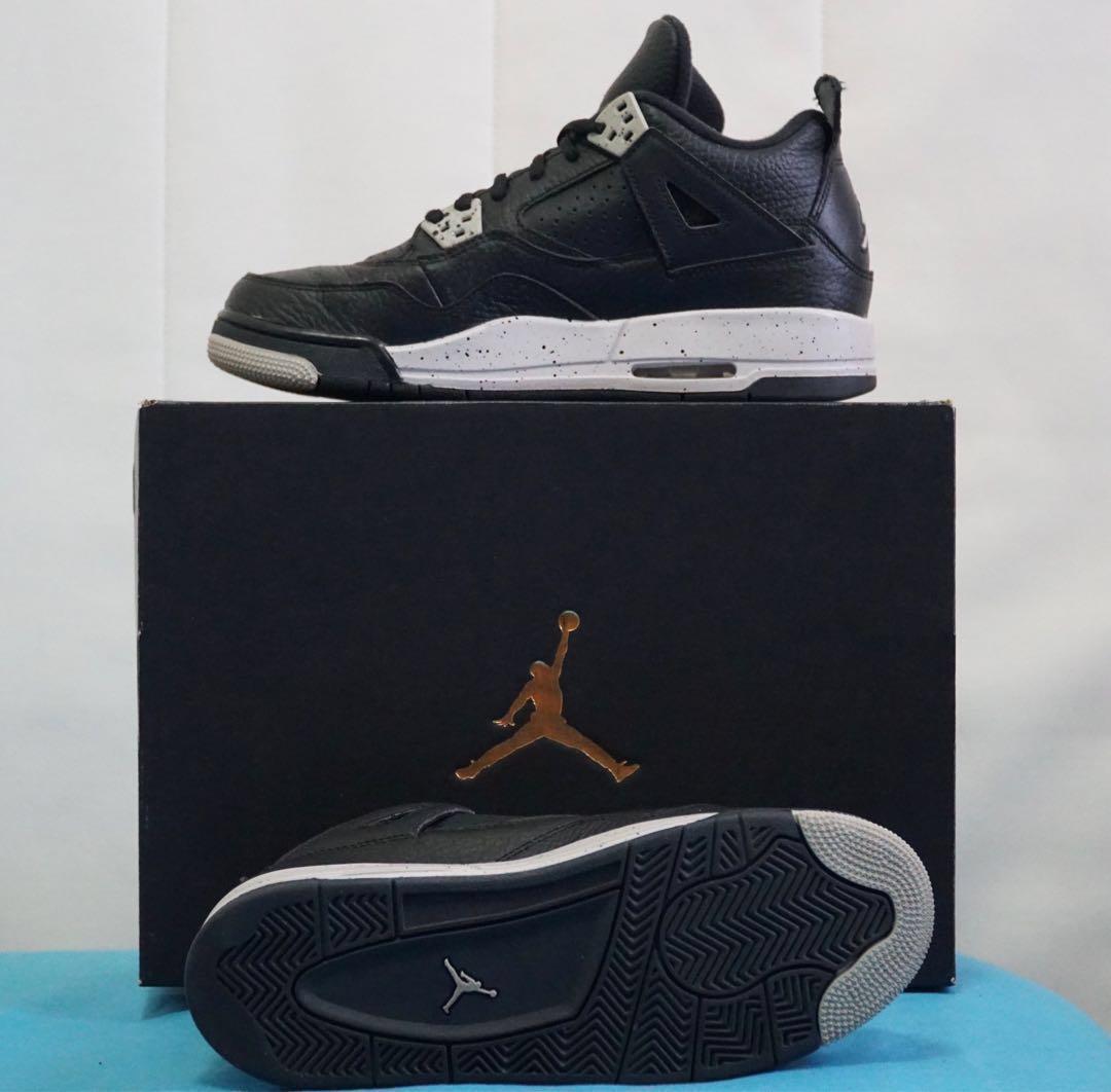 "b4a24cf2a7b Air Jordan 4 Retro ""Oreo"", Women's Fashion, Shoes, Sneakers on Carousell"