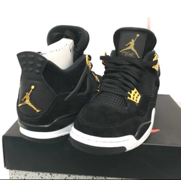 check out 35987 fded0 Air Jordan 4 Royalty