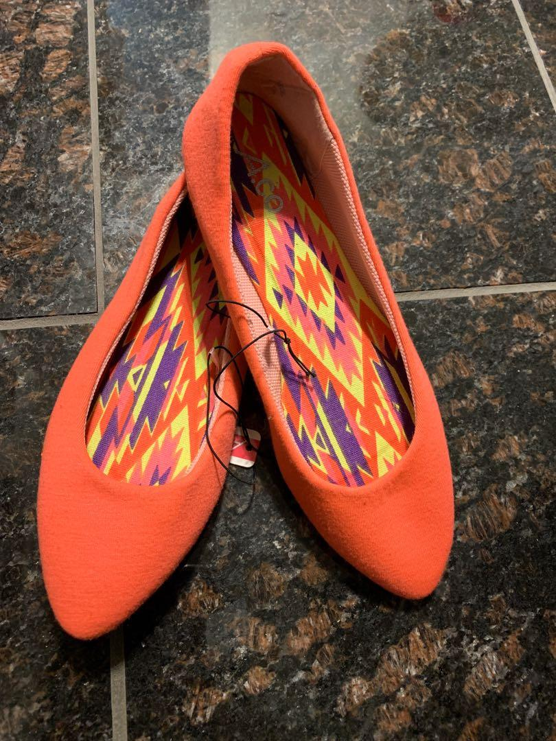 Ardene's Flats Brand New with Tag Still On - Size 8
