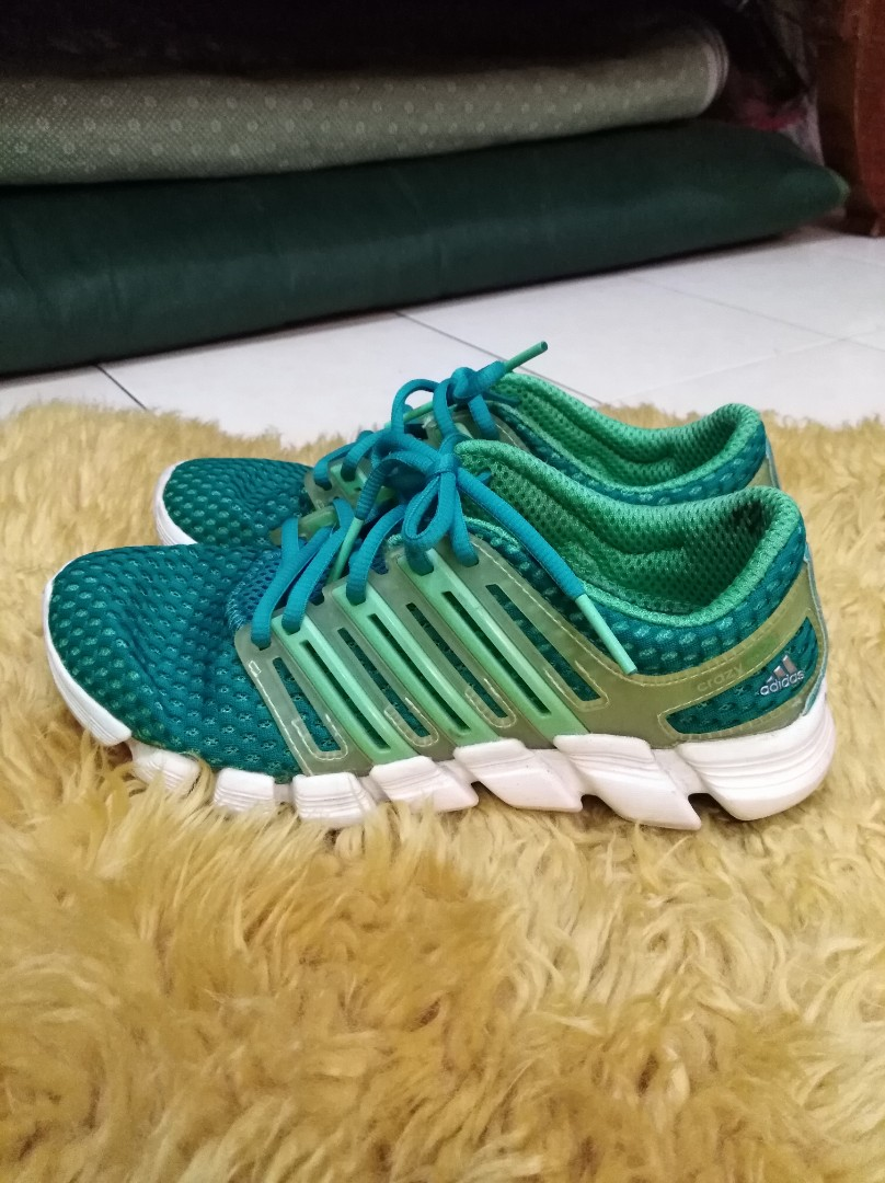 check out dfac8 ff9b7 Authentic Adidas climacool Crazycool uk5
