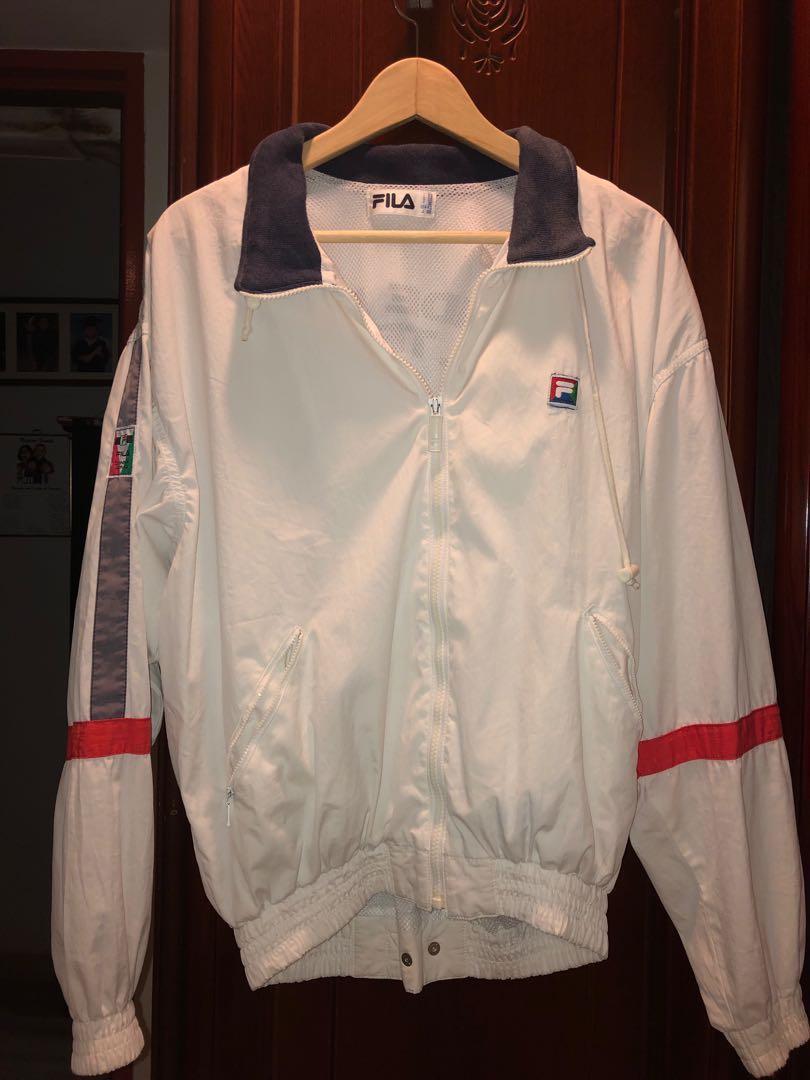 Authentic Vintage Fila jacket