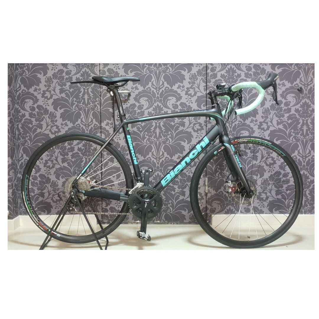 ec3c3635 Bianchi Impulso 105 Disc (57cm), Bicycles & PMDs, Bicycles, Road ...