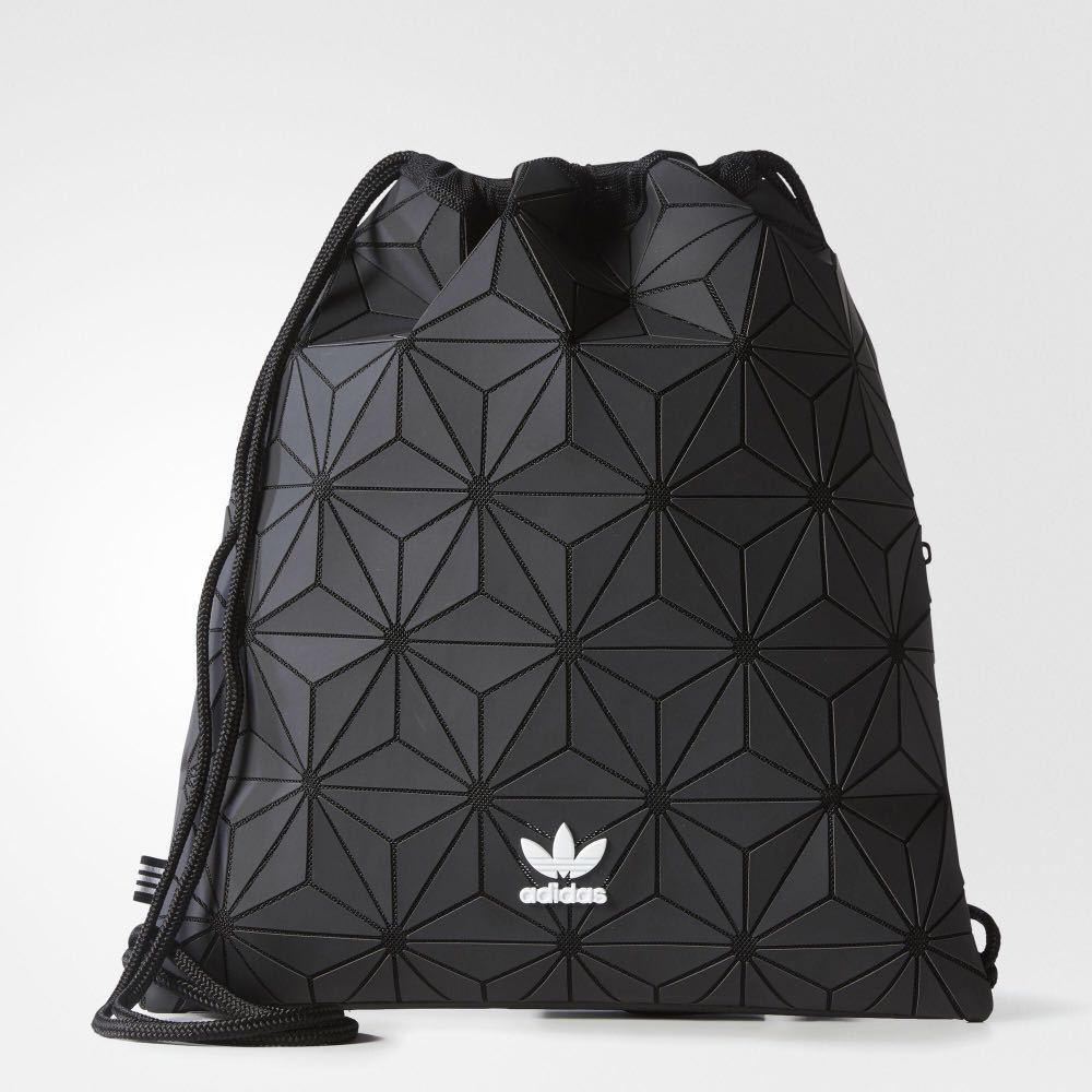 c762a75b7ab8 BN Adidas X Issey Miyake Drawstring Bag in Black