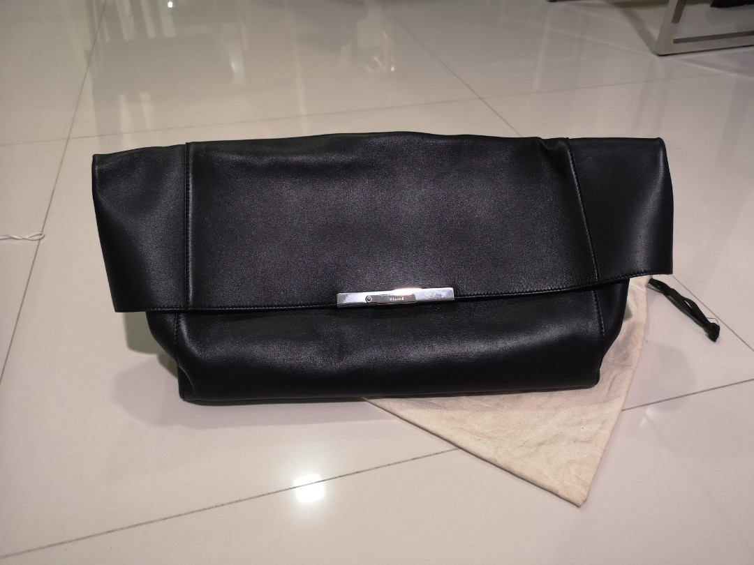 f3e3eb679f9ab Celine folded clutch bag (large) authentic, Women's Fashion, Bags ...