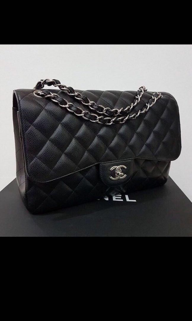 Chanel large classic double flap 0bdf7b8ffe