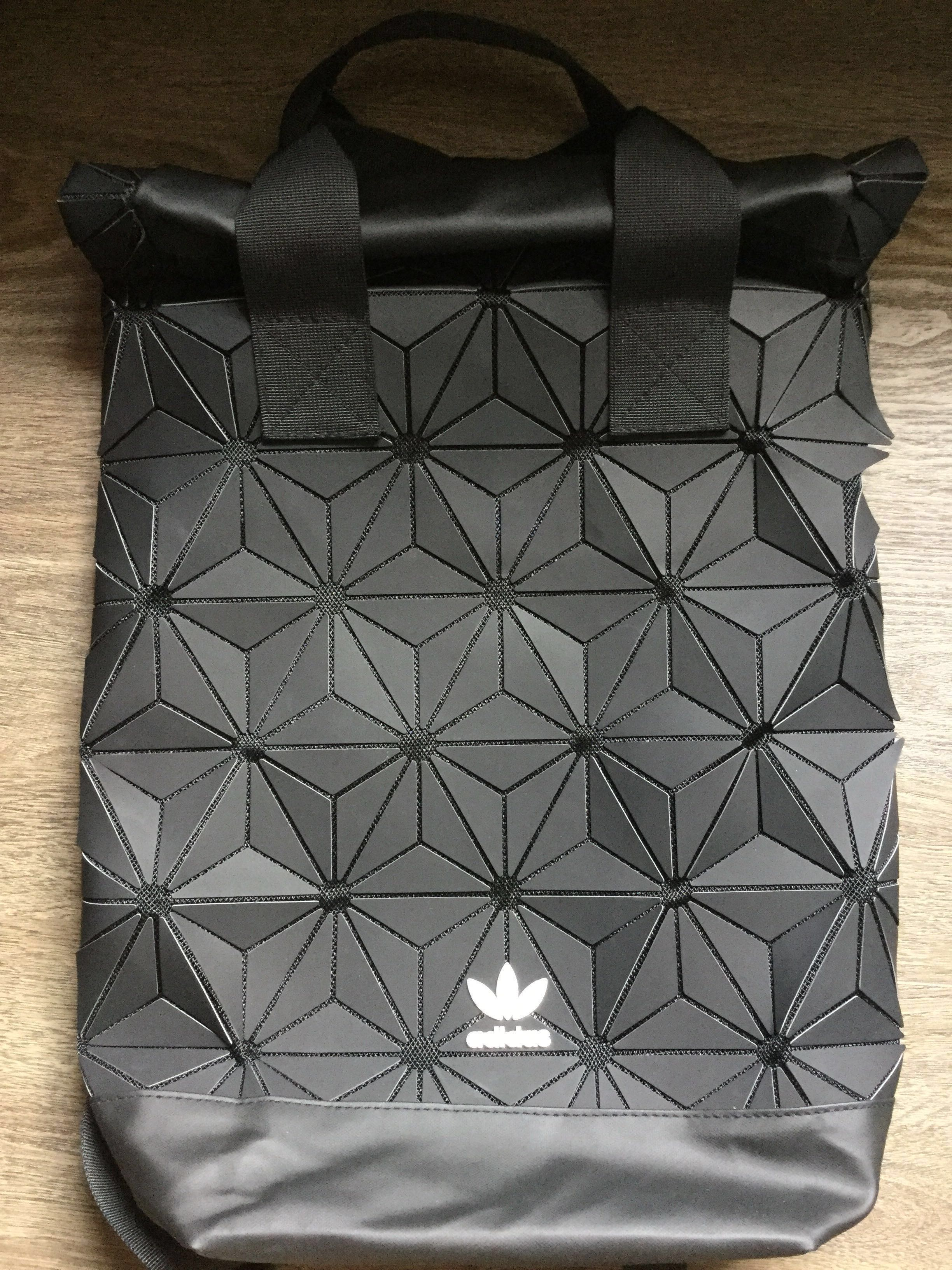 CHEAPEST INSTOCK Adidas 3D 2018 Roll Top Backpack 5d62abd3c0a15