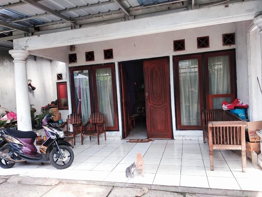 Dijual rumah kawasan depok, tanah baru