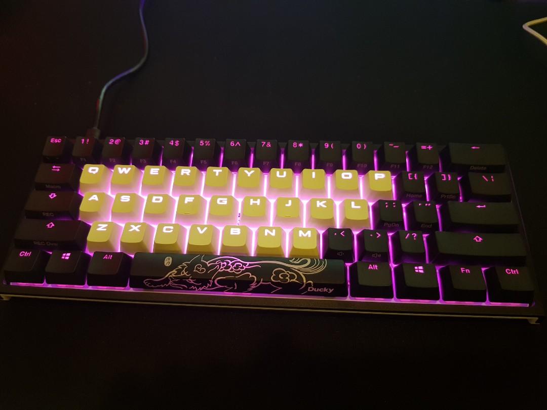 Ducky one 2 mini RGB NON NEGO