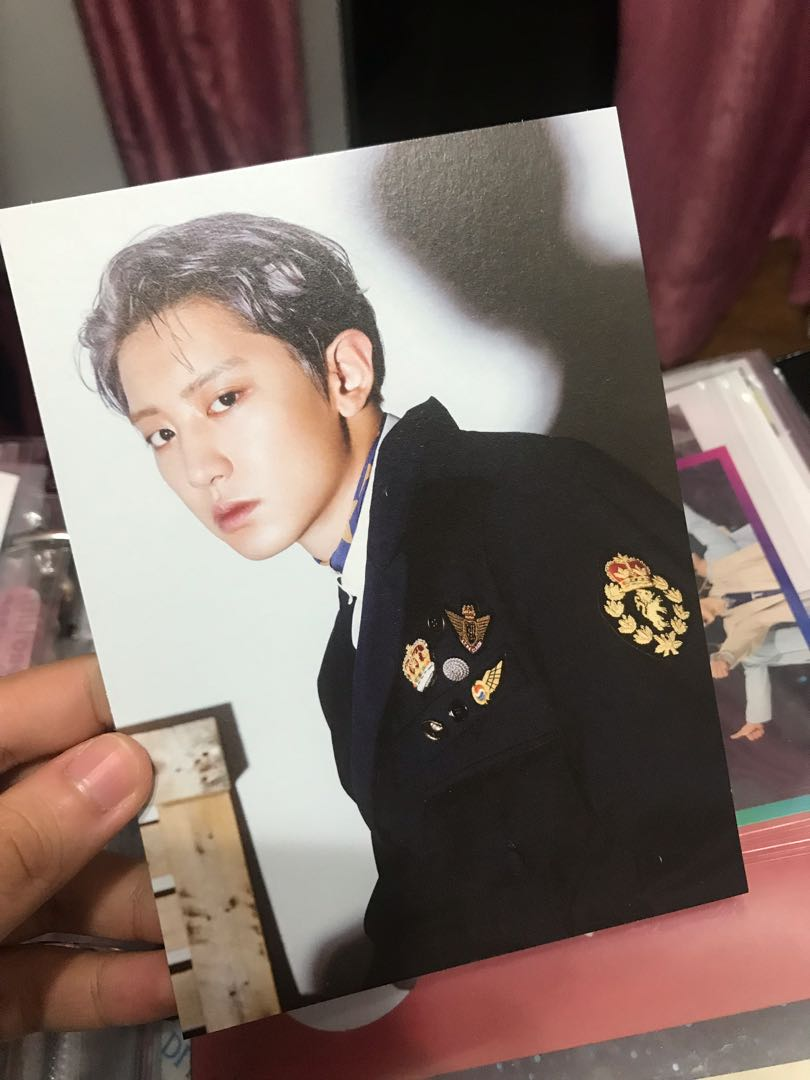 Kpop Exo Dont Mess Up My Tempo Love Shot Album Lomo Cards New Fashion Self Made Paper Photo Card Hd Photocard Lk622 Beads & Jewelry Making