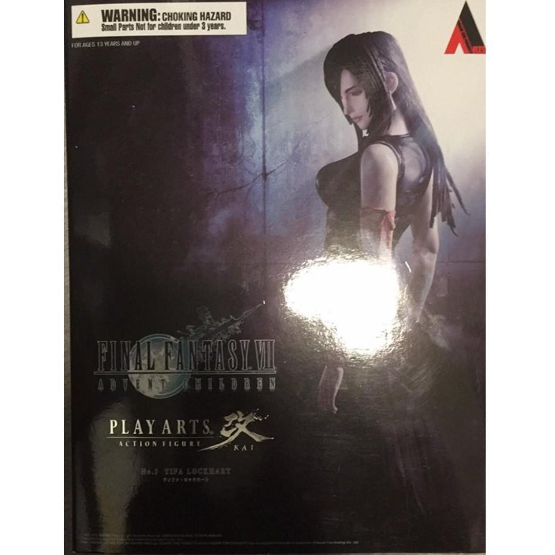 Final Fantasy Vii Advent Children Tifa Lockhart Play
