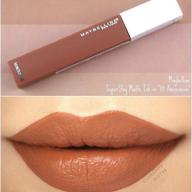 Fresh Brand New Maybelline Superstay Matte Ink Liquid Lipstick