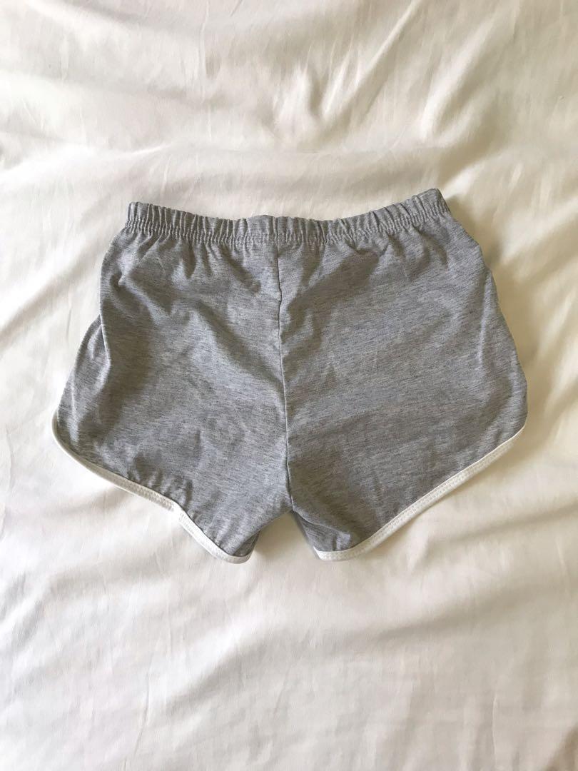 ✨Grey Booty Shorts✨ #SwapAU