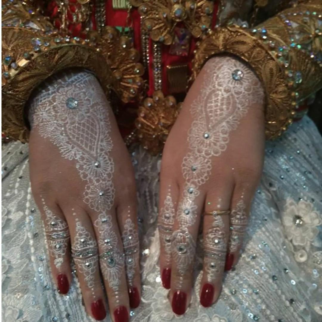Henna Pengantin Health Beauty Perfumes Nail Care