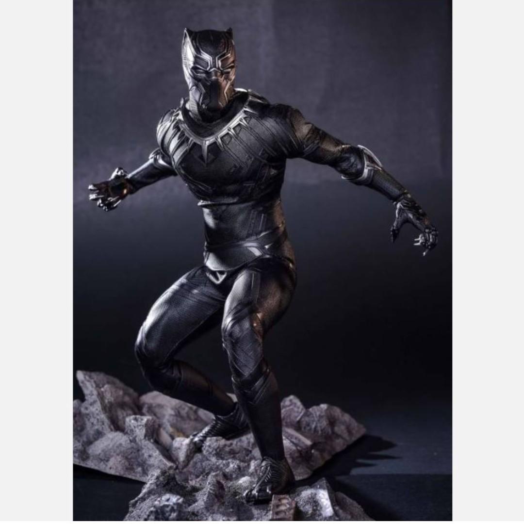 f8cd1e22451 Hot toys Civil War Black Panther