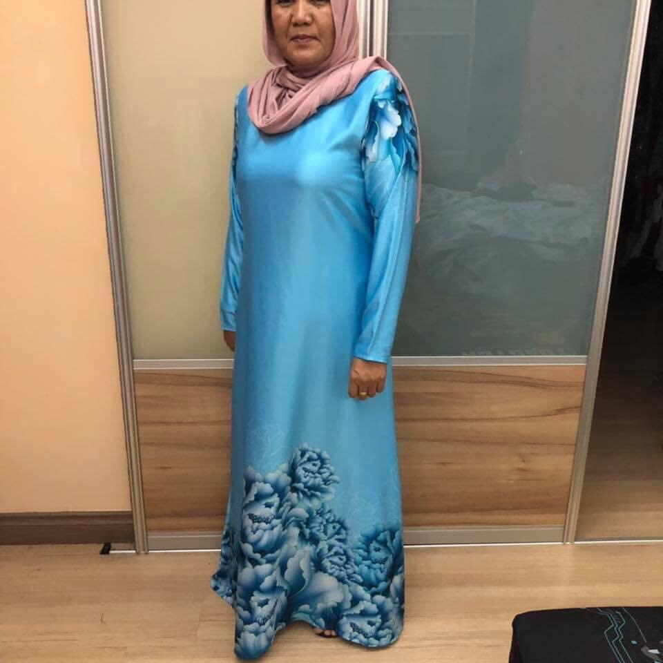 Jubah Creacion By Siti Nurhaliza