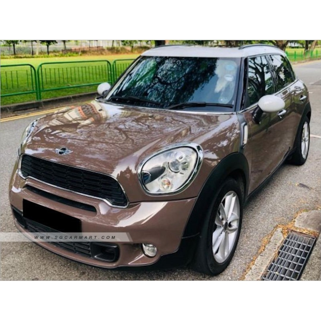Mini Cooper S Countryman 16a Everything Else On Carousell