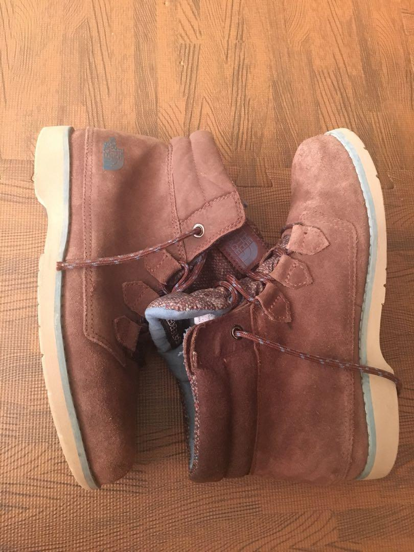 North face winter boots size women's or 5/6 youth boys