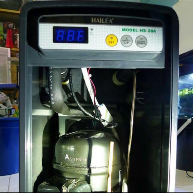NTC thermometer probe for aquarium chiller