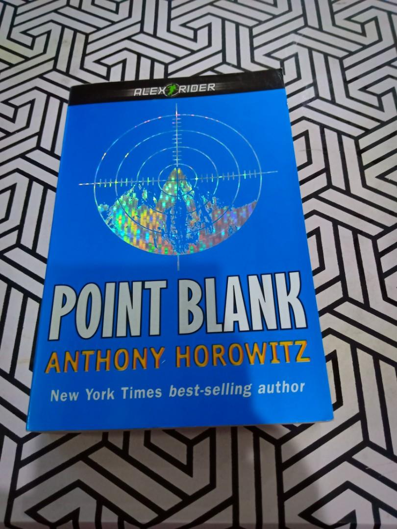 Point Blank (Alex Rider Series) by Anthony Horowitz
