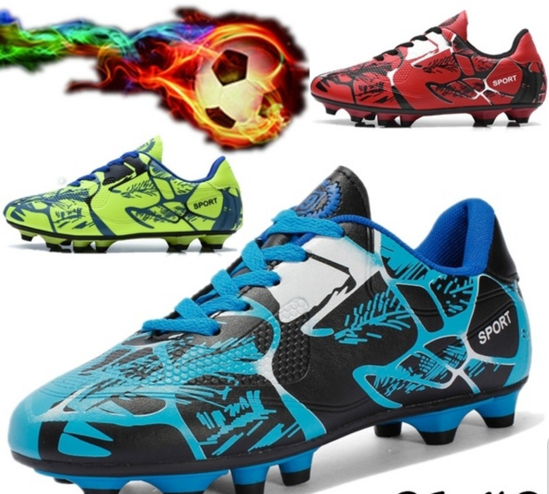 76b2db078 Soccer shoes in 3 colours, Men's Fashion, Footwear, Others on Carousell