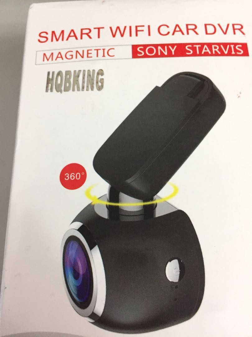 Sony Starvis smart Wifi Car DVR (33) SL