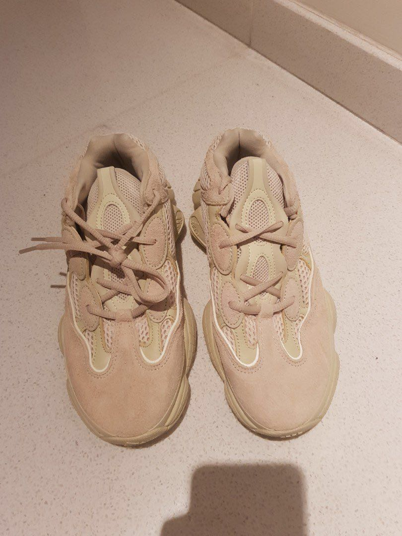 quality design 11fe5 3e330 Yeezy 500 Supermoon yellow