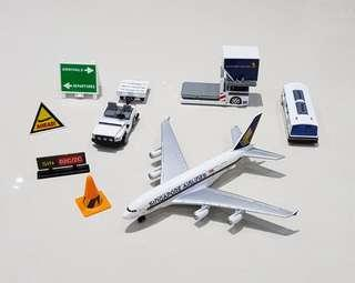 Singapore Airlines Toys (Aeroplane)