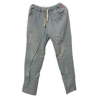 🚚 #一百均價 美式風格/彈性牛仔褲