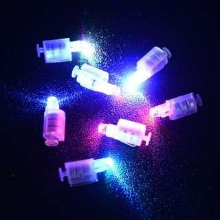 🚚 LED氣球燈 七彩閃燈