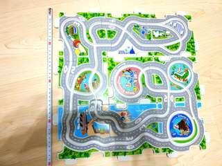 Tokyo Disney Resort 玩具路軌車