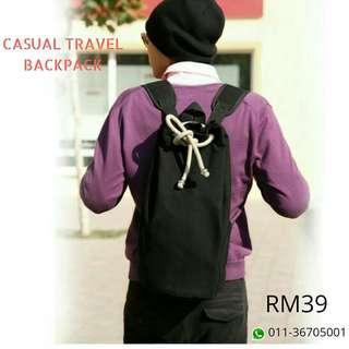 Casual Bossku Travel Backpack