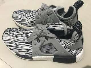 e670c8924  bersihbersih Adidas NMD XR1 Oreo