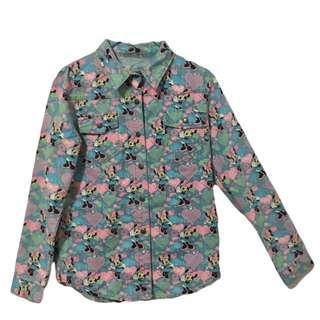 🚚 #一百均價 米奇米妮牛仔外套