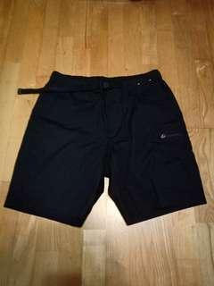 🚚 快買👉Uniqlo Dry黑色短褲