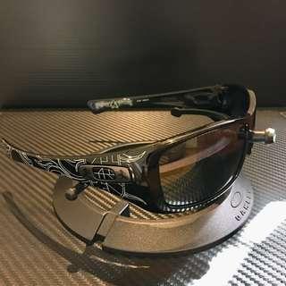 🚚 Oakley Hijinx Stephen Murray Edition + Black Iridium Lens