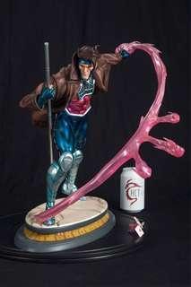 Custom MVC Gambit 1/4 scale statue