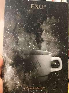 EXO WINTER ALBUM 2017 UNSEALED