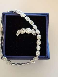 Swarovski Bracelet and Ring Set - Valentine's Duo