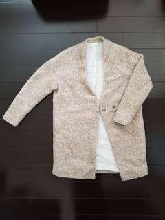 Thrifted Wool Jacket