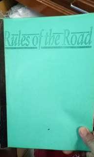 Rules of road at sea